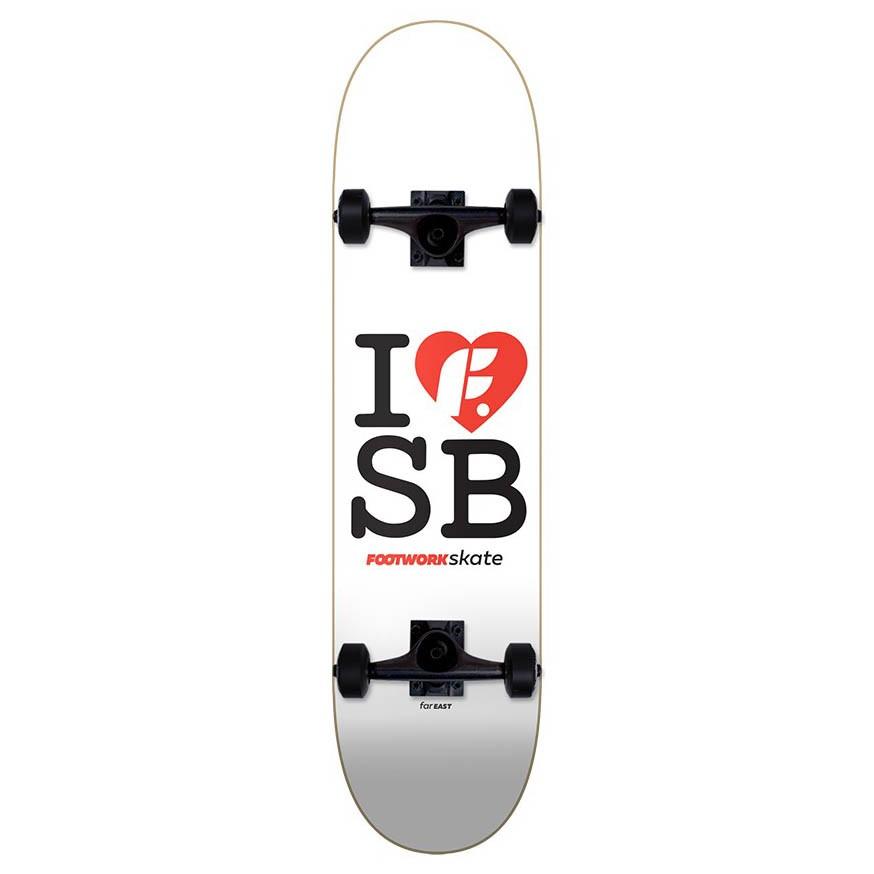 Скейтборд FOOTWORK I F SB