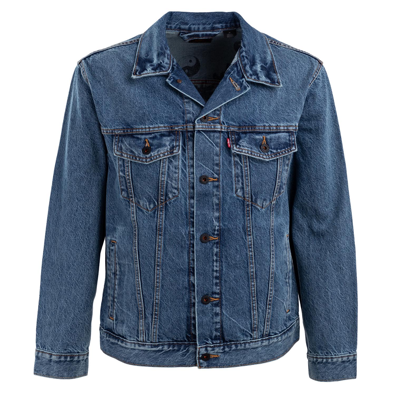 c58195681c341 Куртка городская LEVI'S® SKATE TRUCKER JACKET SS19 купить в Москве ...