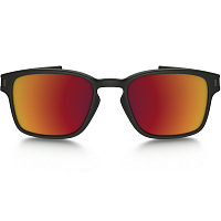 Oakley LATCH SQUARED MATTE BLACK/TORCH IRIDIUM