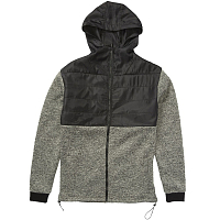 Billabong TRANSITION JACKET BLACK HEATHER