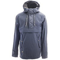 Holden SCOUT SIDE ZIP JACKET NAVY