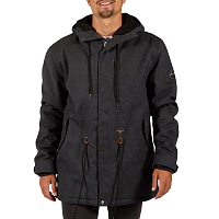 Billabong STAFFORD PARKA CHAR