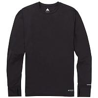 Burton MB LTWT CREW TRUE BLACK