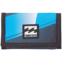 Billabong ATOM WALLET Cyan
