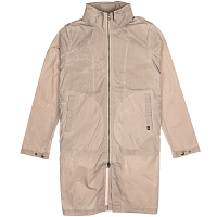 Volcom CYCLONE PARKA LIGHT GREY