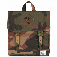 Herschel SURVEY KIDS Woodland Camo1