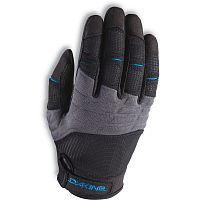 Dakine FULL FINGER SAILING GLOVES BLACK