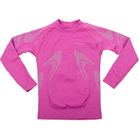 BodyDry KIDS LONG SLEEVE SHIRT PINK