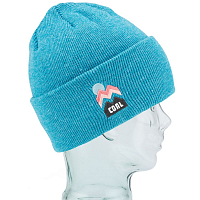 Coal THE DONNER BEANIE Heather Light Blue
