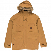 Billabong OLCA JACKET TOBACCO