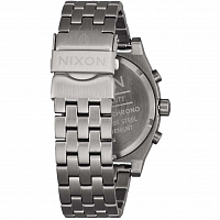 Nixon TIME TELLER CHRONO ALL GUNMETAL