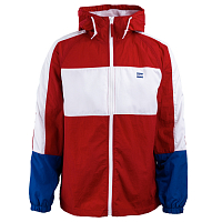 LEVI'S® PIECED WINDRUNNER T3 CRIMSON