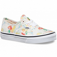 Vans Authentic (Disney) Ariel/white