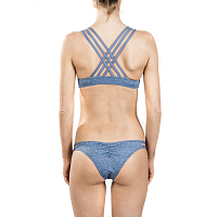 Mystic ARROW BIKINI DENIM CLOUDS