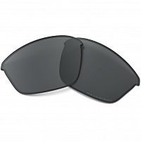 Oakley Repl. Lens Half Jacket 2.0 / BLACK IRIDIUM POLARIZED