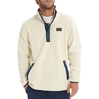 Burton MB HEARTH FLC PLVR Bone White