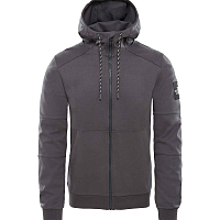 The North Face M FINE FZ HD ASPHALT GREY (0C5)
