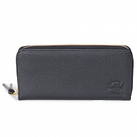 Herschel AVENUE LEATHER RFID BLACK