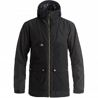 DC SUMMIT JKT M SNJT BLACK