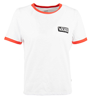 Vans AVENUE RINGER WHITE-POPPY RED
