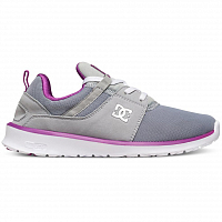 DC HEATHROW J SHOE ARMOR/PURPLE
