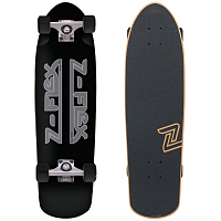 Z-Flex Z-BAR SHOREBREAK CRUISER BLACK