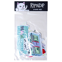 RIPNDIP SUMMER 19 STICKER PACK ASSORTED