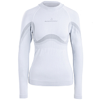BodyDry CHO OYU LONG SLEEVE SHIRT White