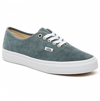 Vans UA AUTHENTIC (PIG SUEDE) STORMY WEATHER/TRUE WHITE