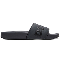 DC DC SLIDE M SNDL Grey/Black