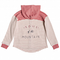 Roxy HAPPIEST FALL G OTLR MINERAL RED SIMPLE STRIPE