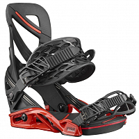 Salomon HOLOGRAM BLACK/RED
