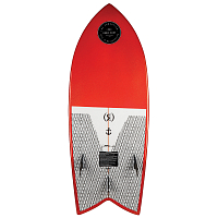 Ronix KOAL W/ TECHNORA - POWERFISH+ Metallic Orange / Whit