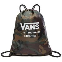 Vans LEAGUE BENCH BAG CAMO-WHITE