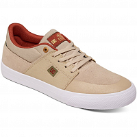 DC WES KREMER M SHOE TAN/BROWN