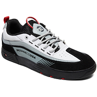 DC LEGACY98 SLM M SHOE BLACK/WHITE/RED