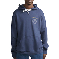 RVCA REYNOLDS HOOD SEATTLE BLUE