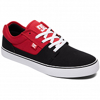 DC TONIK TX M SHOE RED/BLACK