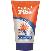 ISLAND TRIBE SPF 50 CLEAR GEL ASSORTED