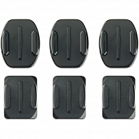 GoPro Flat + Curved Adhesive Mounts ASSORTED