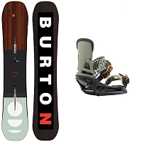 Burton M ALL-MOUNTAIN HALF PACKAGE 0