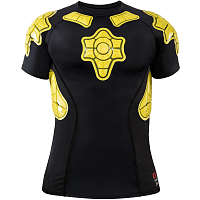 G-Form PRO-X Compression Shirt YELLOW