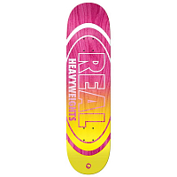 Real Skateboards RL BRD HEAVYWEIGHT PINK