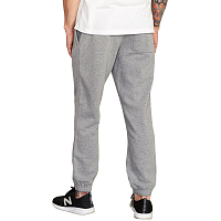 RVCA CAGE SWEATPANT HEATHER GREY