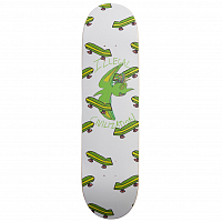 ILLEGAL CIVILIZATION DINO DECK GREEN