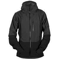 Sweet Protection SUPERNAUT WINDSTOPPER JACKET Charcoal Gray/True Black