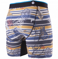 Stance THE BOXER BRIEF NEW MYTHOLOGY BB YELLOW