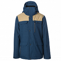 Rip Curl CABIN JKT DRESS BLUE