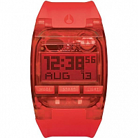 Nixon COMP ALL RED