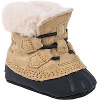 SOREL CARIBOOTIE Curry, Black